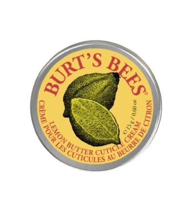 Burt's Bees Lemon Butter Nagelhautcreme, 1er Pack (1 x 15 g) -