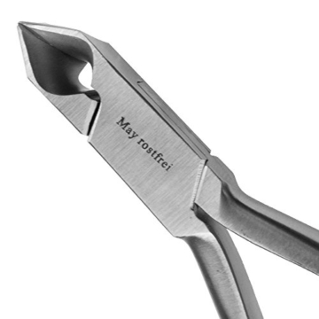 Kopfschneider - Standard - 22 mm Schnittfläche - inkl. Schutzkappe- Edelstahl -