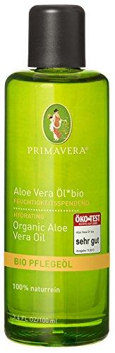 Primavera Basisöle Aloe Vera Öl* bio 100 ml -